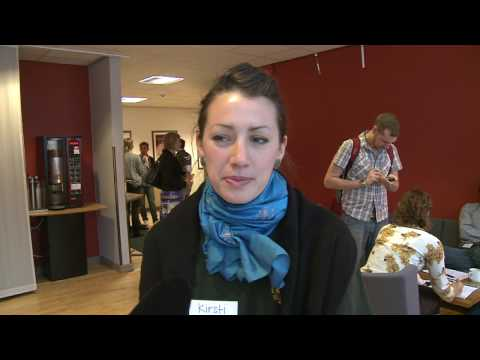 Kirsti from Wales, U.K. on Climate Change (1)