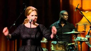 Adele - Set Fire To The Rain (Live) Itunes Festival HD