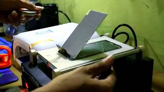 Separator Vacum | cara mudah memisahkan LCD dan Touchscreen Hp