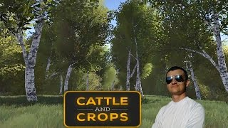 Cattle and Crops - Farming Simulation ☆ Cztery pory roku i pracownicy. ☆ ㋡