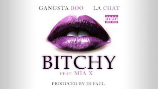 "Gangsta Boo, La Chat, & Mia X - ""Bitchy"" (Prod. By DJ Paul)"