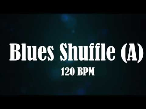 Buddy Guy Style Blues Backing Track (A)