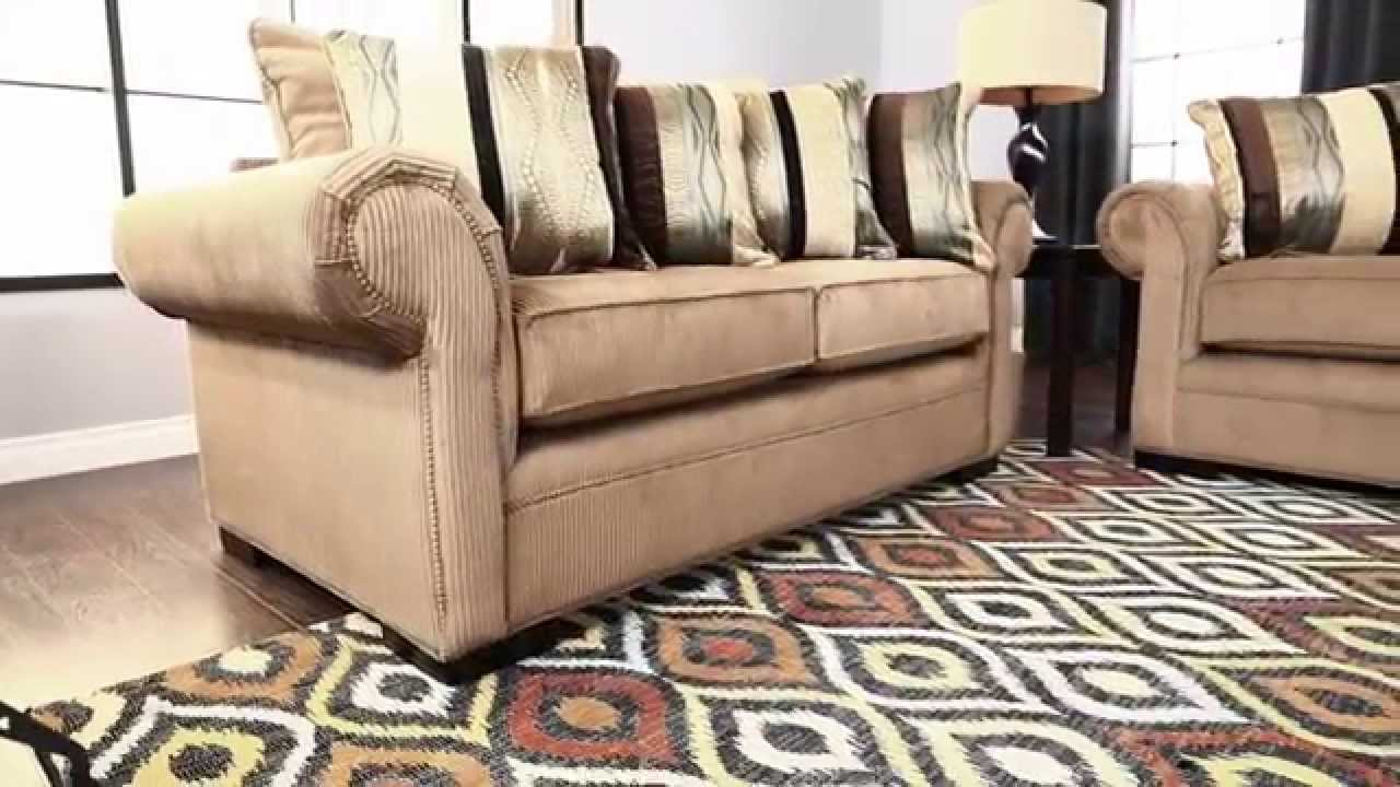 Jerome 39 S Furniture North Shore Living Room Set Youtube