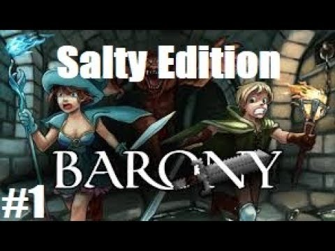 Barony The Last strike-A new series begins! |