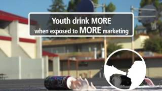 Alcohol Justice: Challenging Alcohol Marketing to Youth