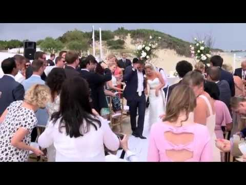 Beach wedding in italy: Zarine and Zubeen in the amazing Puglia