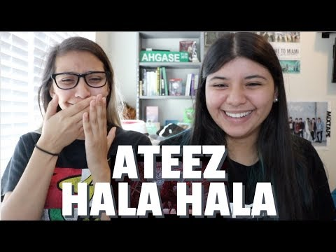ATEEZ(에이티즈)  'HALA HALA (Hearts Awakened, Live Alive)' MV (Performance ver.) REACTION!!!