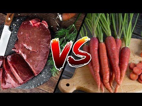 Comment faire le plein de vitamines et minéraux en mangeant des animaux !