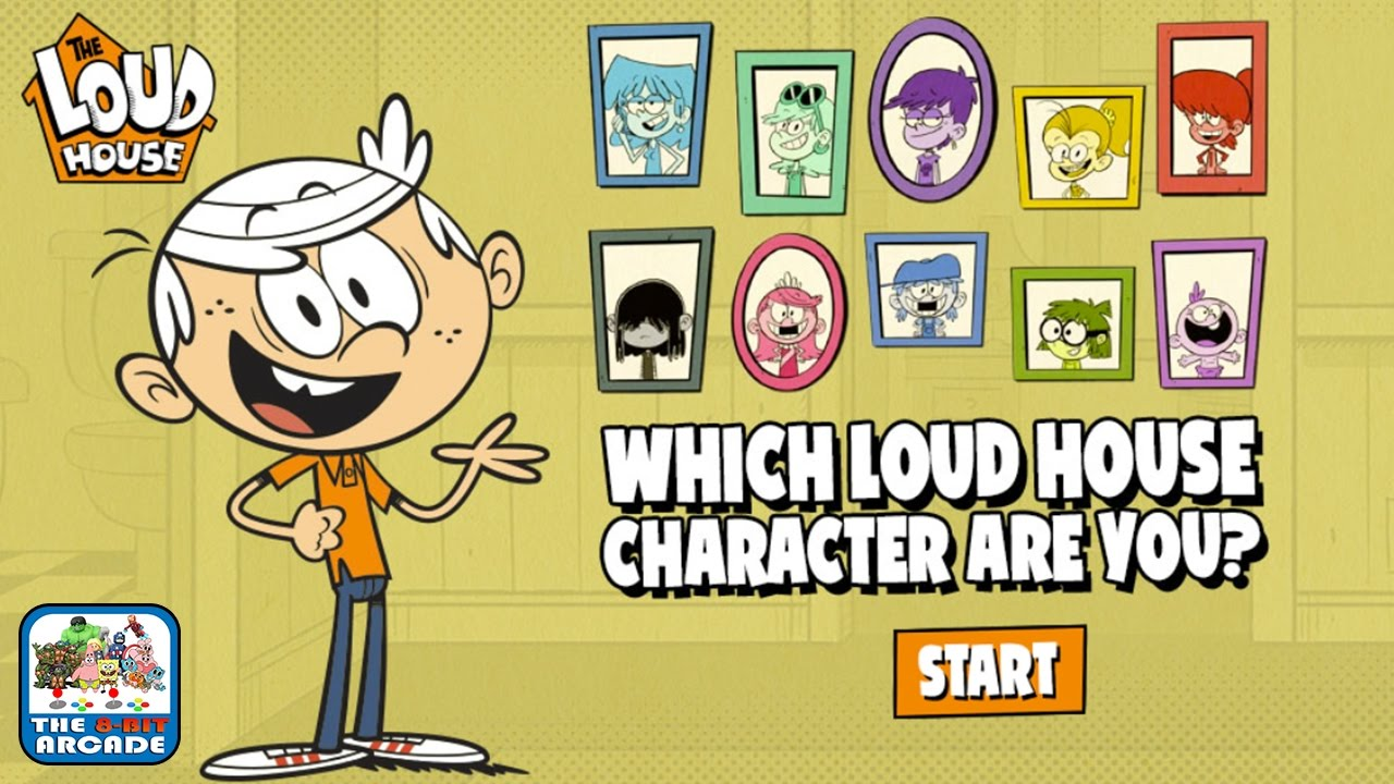 The Loud House Which Loud House Character Are You