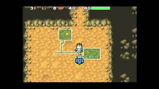 Pokemon Mystery Dungeon Red Rescue Team Episode 4: Up the Mole Hole