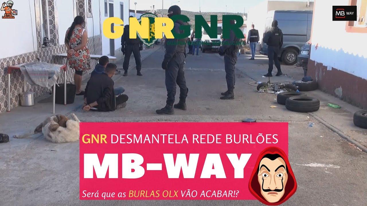 Burlas OLX MBWay GNR Desmantela REDE de burlas MB-Way em Campo Maior - OLX Burla mbway