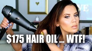 $175 MIRACLE HAIR OIL ... WTF???