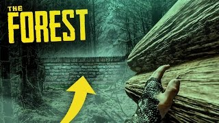 COMPLETING OUR BASE! The Forest!