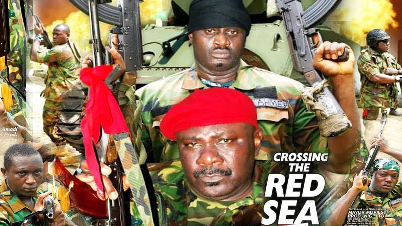 Download Crossing The Red Season 8 - New Movie 2019 Latest Nigerian Nollywood Movie