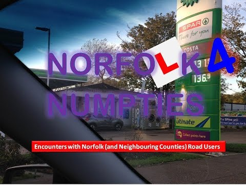 Bad Drivers Of Norfolk, UK 4