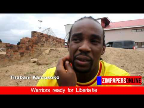 Warriors ready for Liberia tie