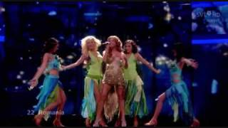 Elena - The Balkan Girls (Romania Eurovision 2009)