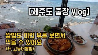[김치즈Vlog] 서귀포 올레시장 근처 가성비짱 호텔과…