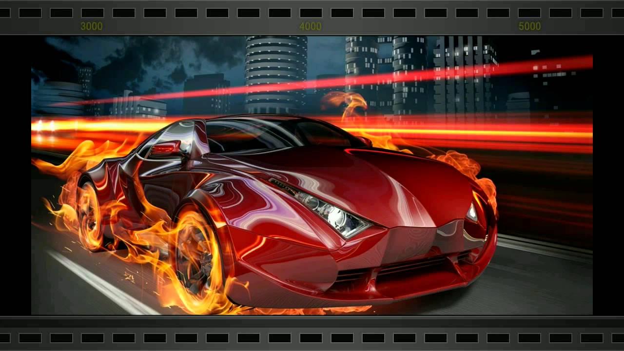 Macchine da corsa piu belle del mondo - YouTube