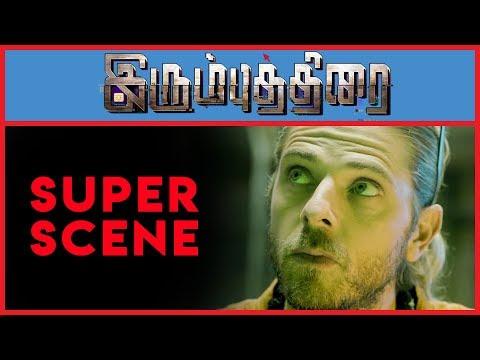 Irumbu Thirai - Super Scene 1   Vishal  ...
