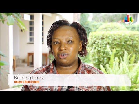 Building lines - Kenya's Real Estate (@LusKamau)