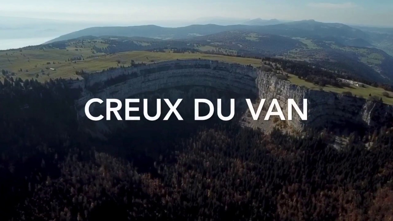 56f89b107f Le Creux-du-Van   the Swiss Grand Canyon Mavic Pro - YouTube