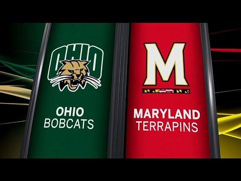Ohio at Maryland - Men