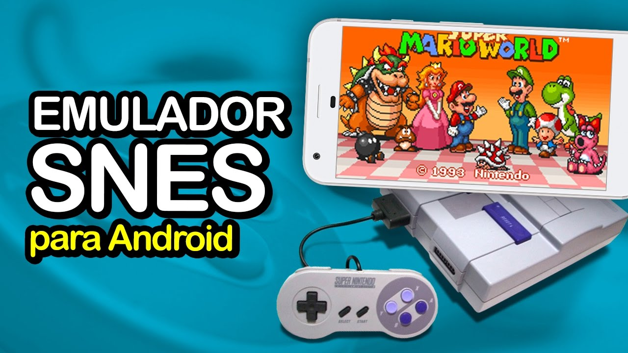 The best option to emulate Super Nintendo with Android
