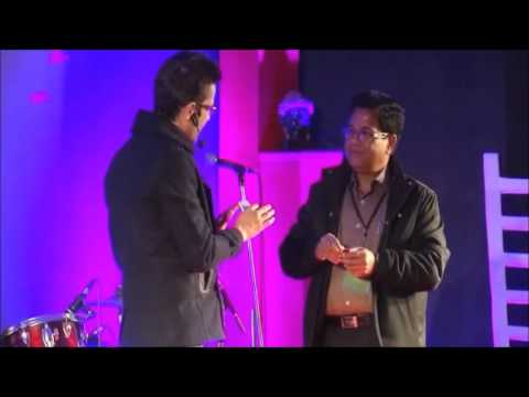 Chew 32 times to lose weight: Sandeep Maheshwari at TEDxIIMRanchi