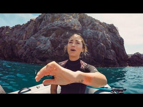Jelly Fish Attack! Free Diving The Balearic Islands (Sailing La Vagabonde) Ep. 93