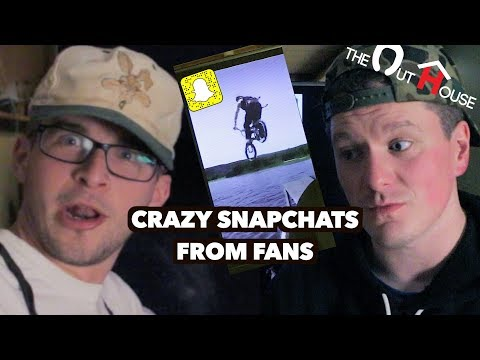 We Told You To Send Us Extreme Snapchats