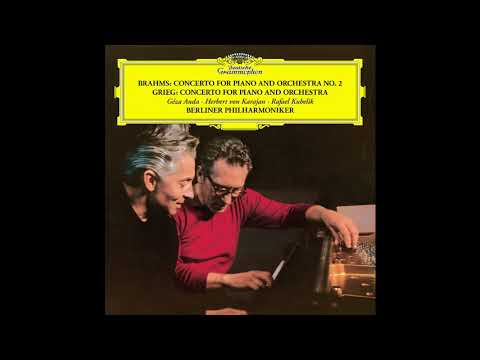 Brahms: Piano Concerto No. 2 / Géza Anda, Karajan/BPO (1968/2018)