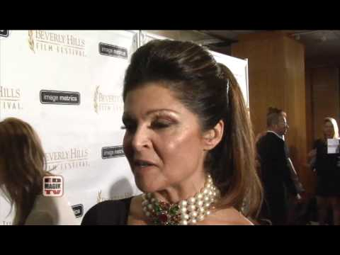 Sonia Nassery Cole Interview at Beverly Hills Film Festival 2012 ...