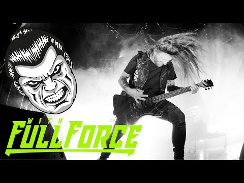 IN FLAMES live at With Full Force 2017