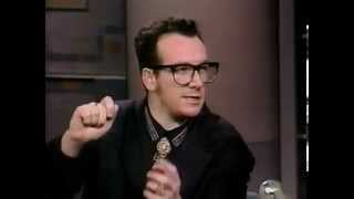 Elvis Costello - Pads Paws & Claws + Leave My Kitten Alone + interview [March 1989]