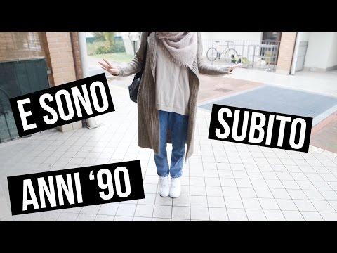 E SONO SUBITO ANNI '90 • Pt.2 | Weekly-Vlog #12