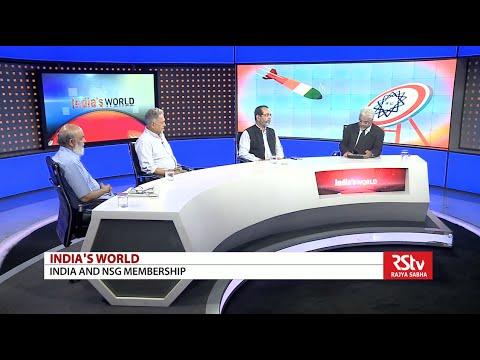 India's World - India and NSG membership