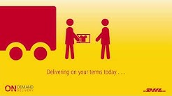 DHL Express - On Demand Delivery