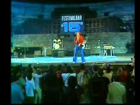 UMBERTO TOZZI - Tu (FESTIVALBAR 1978)