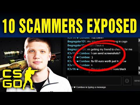 10 CS:GO Scams Caught On Camera