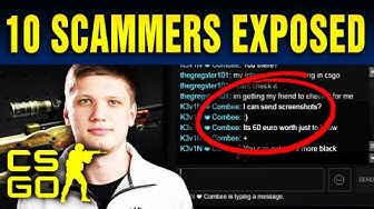 10 CS:GO Scams Caught On Camera
