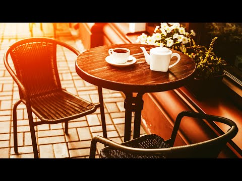 Relaxing Morning Jazz Cafe Music ☕ Soothing Piano Jazz For Morning Coffee, Study, Feel Good