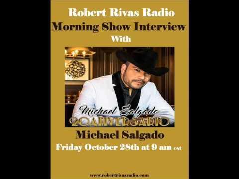 Michael Salgado Interview