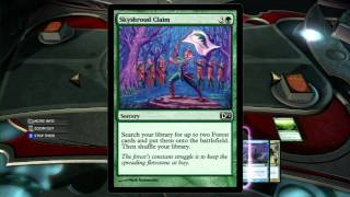 Magic the Gathering Duels of the Planeswalkers 2012 - Episode 1 - An Intro