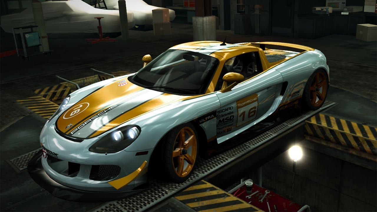 Need For Speed World Free Porsche Carrera Gt Ultra Code