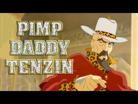 Pimp Daddy Tenzin