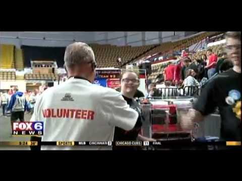 Milwaukee Fox 6 Newscast of Regional Event