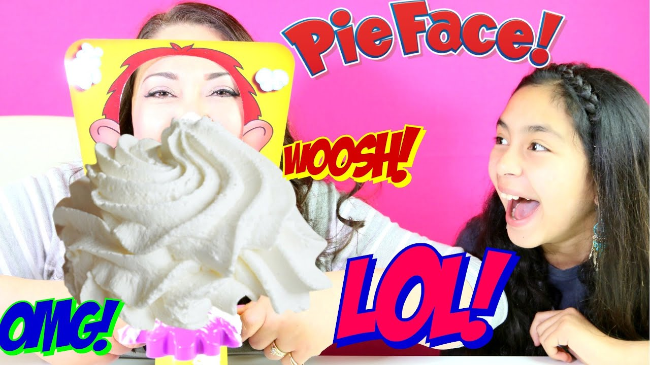 Pie face challenge lol b2cutecupcakes youtube solutioingenieria Gallery