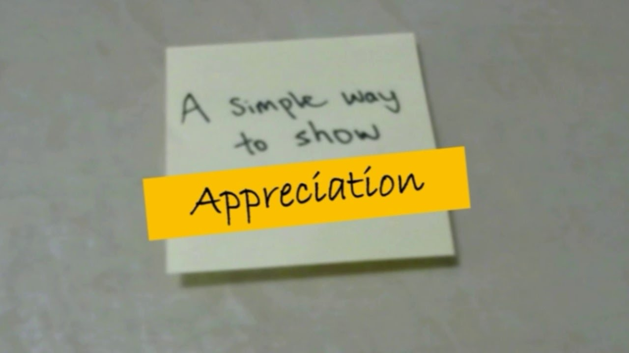 thank you message a simple way to show appreciation sticky thank you message a simple way to show appreciation sticky notes