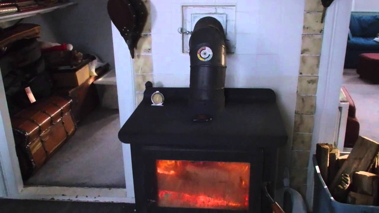 Heat Pump Wood Stove Cold Weather Youtube